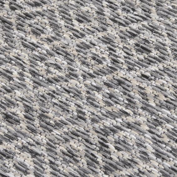 KunstfaserGrau X 230 Croix 160 Cm Teppich dxhCosrtQB