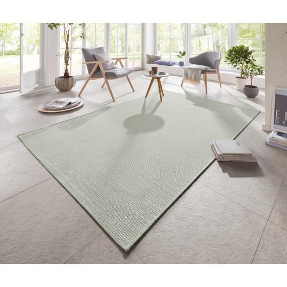 200 X 140 Cm Teppich KunstfaserMintgrau Millau rBexodC