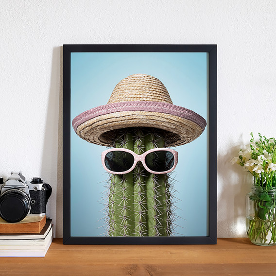 Cactus Cm Mexico X 42 Bild MassivPlexiglas32 Pink Buche SzqpUMV