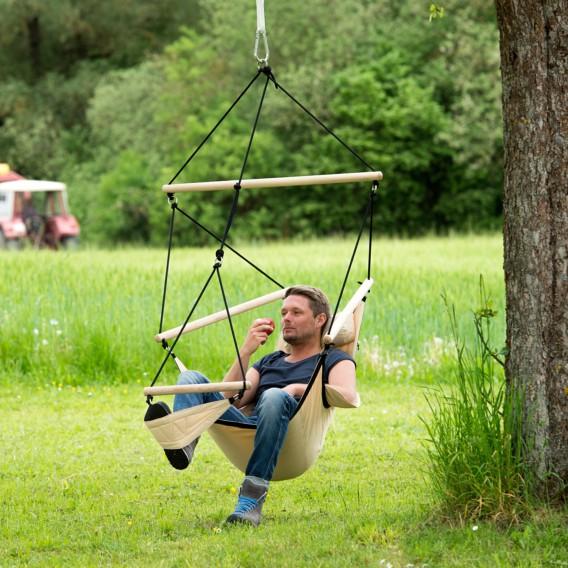 Swinger WebstoffBeige Ii Hängesessel Hängesessel WebstoffBeige Swinger Swinger Ii Hängesessel WEoerQdCxB