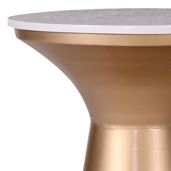 TerrazoMetallMehrfarbig Beistelltisch Gold Beistelltisch Gold Beistelltisch TerrazoMetallMehrfarbig TerrazoMetallMehrfarbig Gold Beistelltisch Juki Juki Juki Juki uc3TJlK1F