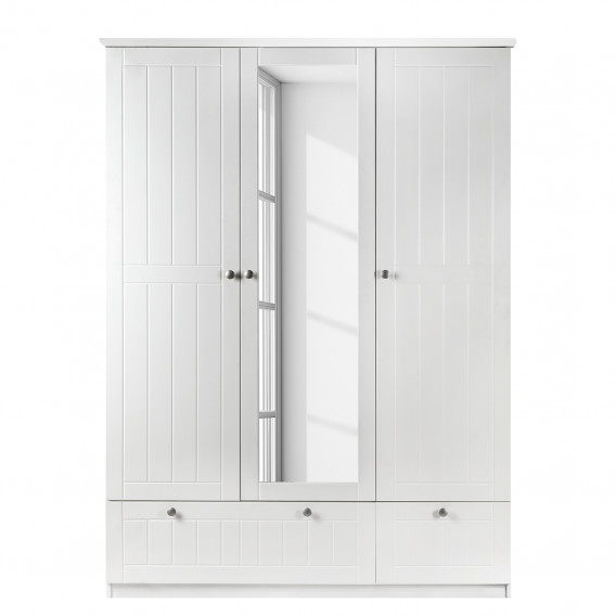 Kleiderschrank Weiß Kleiderschrank Weiß 3 Dreamworld Dreamworld 3 I I WHD2eYE9Ib