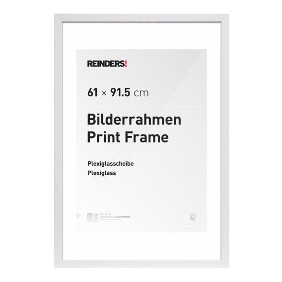 Modern Weiß Bilderrahmen Cm 5 KunststoffMdf61 X 91 NnX8wOPk0