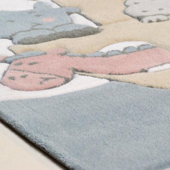 100 Kinderteppich Arc 160 Cm Cozy WebstoffVintage Weiß X 354ARjLq