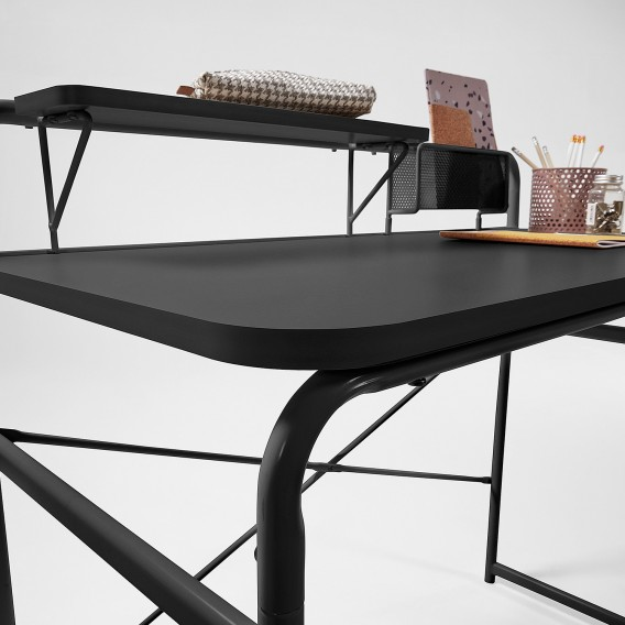 Schwarz Schreibtisch Schreibtisch Schwarz Schreibtisch Berridale Berridale Berridale AR54jL