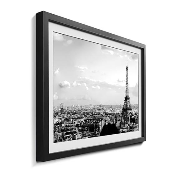 Bild LindeSchwarzWeiß Paris Massivholz LindeSchwarzWeiß Paris Massivholz Paris Bild Bild Massivholz b7vYgfy6