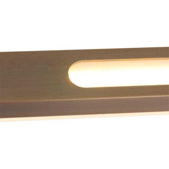 Led Zelena Iii flammig pendelleuchte Aluminium3 PkOZiuTX