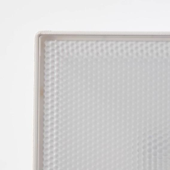 Led Weiß AcrylglasAluminium1 flammig wandleuchte Dryden hQCstdxr