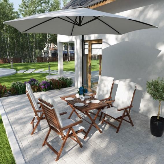 Klappstuhl Webstoff Auflage Garden Basic2er Für rBQdtsCxh