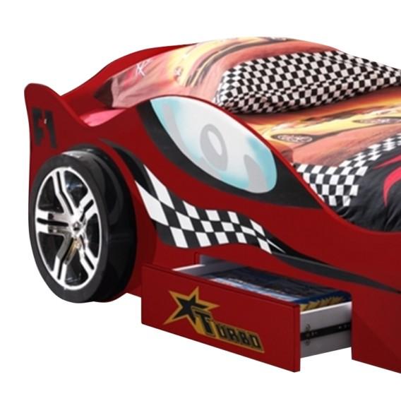 Autobett Racing Turbo Turbo Autobett Rot 5jAc3q4RL