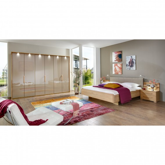 bett torino home24. Black Bedroom Furniture Sets. Home Design Ideas