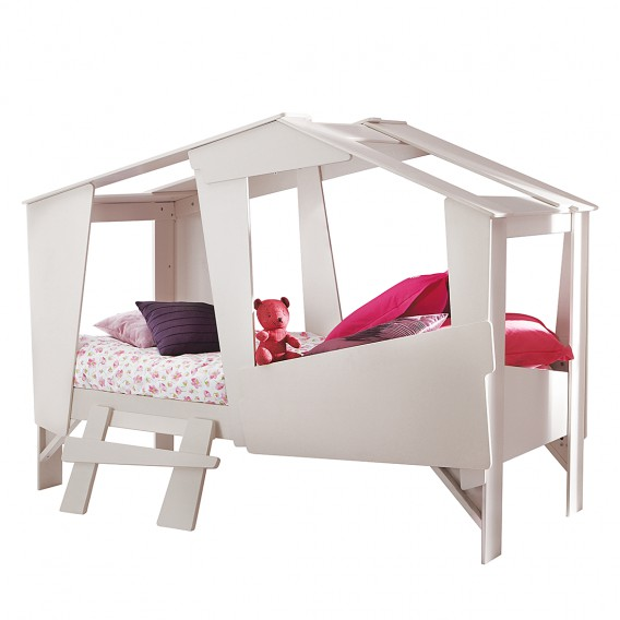 kids club collection einzelbett f r ein modernes. Black Bedroom Furniture Sets. Home Design Ideas
