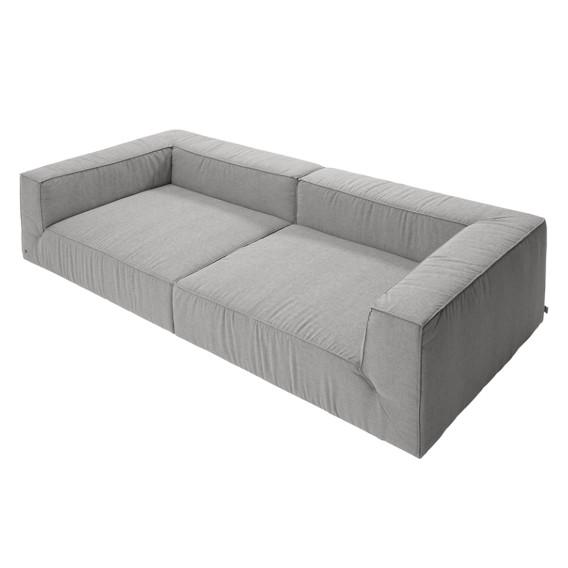 Jetzt bei home24 xxl sofa von tom tailor for Sofa ohne kissen