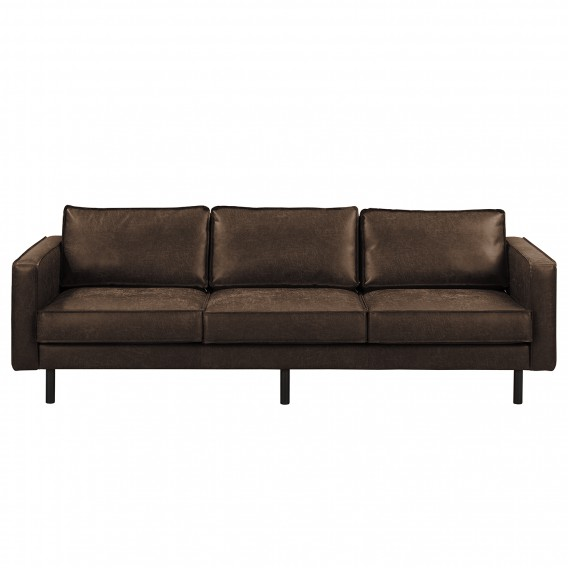 Dodge Bigsofa Braun Antiklederlook Fort hQsrCtd