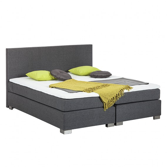 boxspringbett ramona ii 180 x 200cm home24. Black Bedroom Furniture Sets. Home Design Ideas