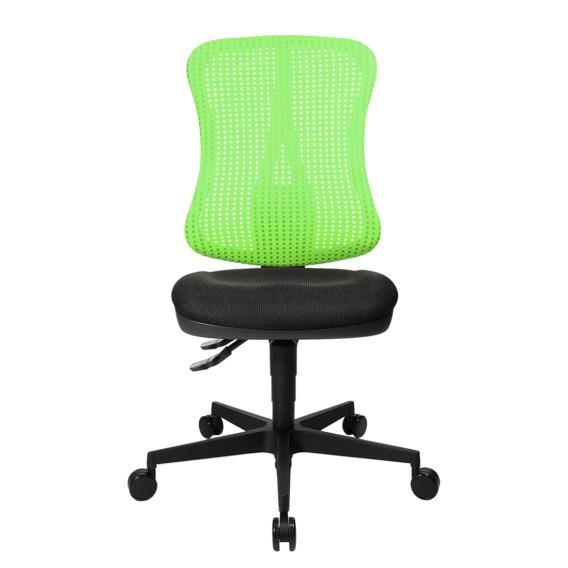 Point Kopfstütze GrünSchwarzOhne Head Bürodrehstuhl Armlehnen mwON08nv