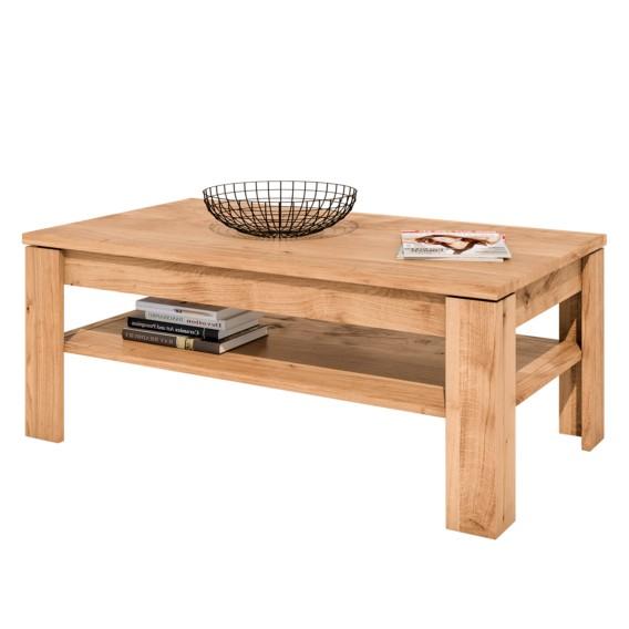 Table basse Lombok - Partiellement en bois massif
