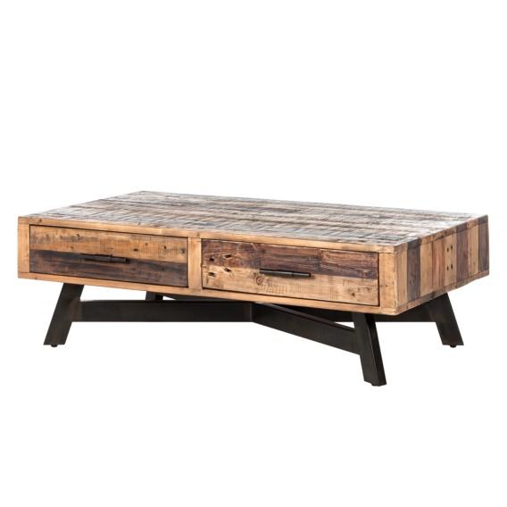 couchtisch tamati pinie massiv home24. Black Bedroom Furniture Sets. Home Design Ideas