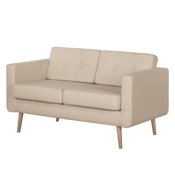 Wohnzimmermöbel Cappuccino: 2-Sitzer Sofa Aira II In Cappuccino Für Deine Sitzecke