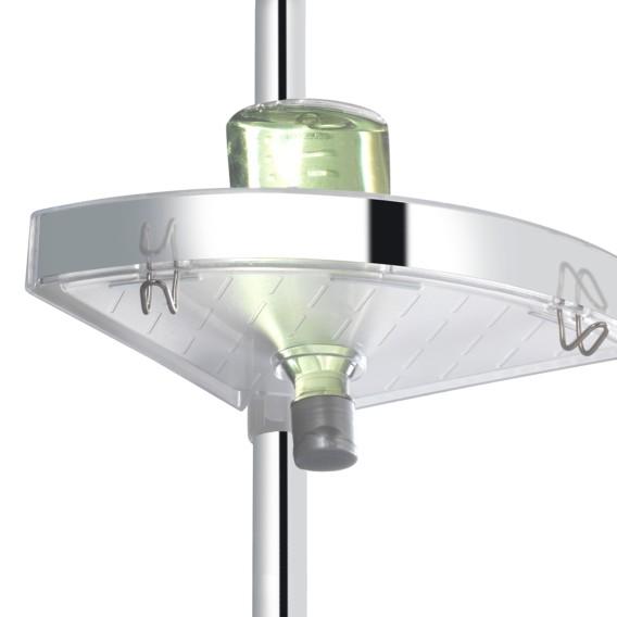 Duschregal AluminiumKunststoffSilber Premium Duschregal Ii Ii AluminiumKunststoffSilber Duschregal Premium gy6Ybf7