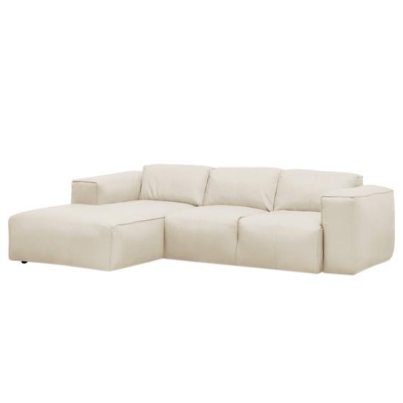 ecksofa hudson iii echtleder fashion for home. Black Bedroom Furniture Sets. Home Design Ideas