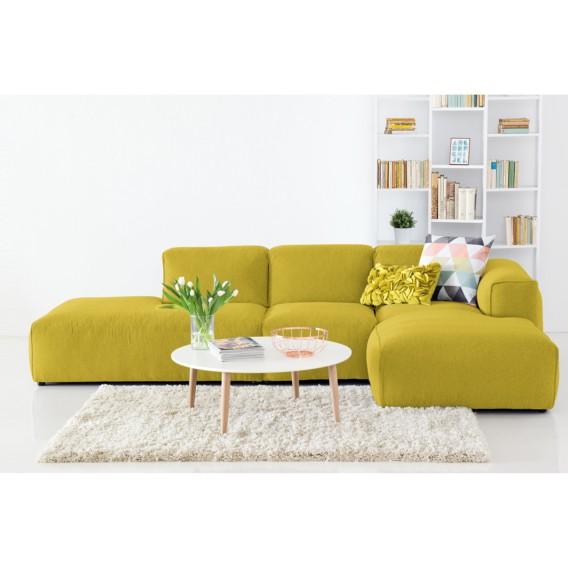 Tv Kommode Schlafzimmer Kleiderschränke Höffner Gelbe: Ecksofa Hudson VIII Webstoff