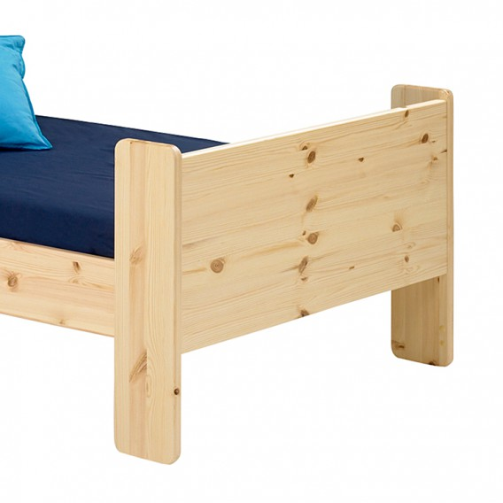 Steens For MassivNatur Einzelbett Kids Kiefer nw0XOPk8