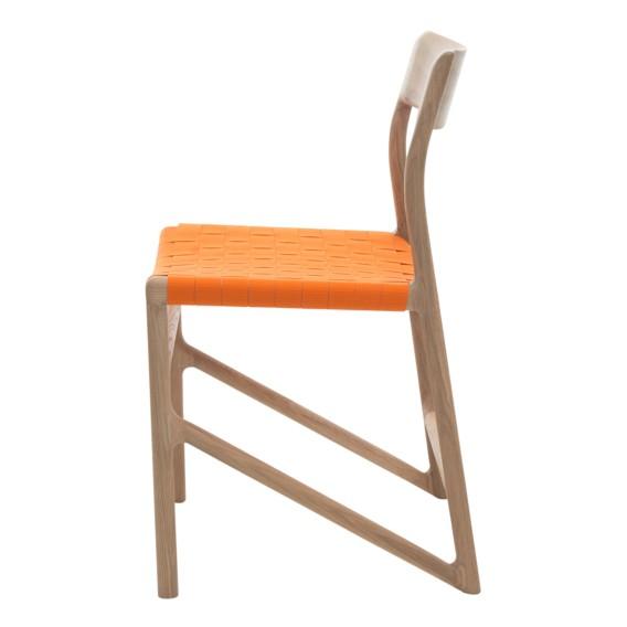 Esszimmerstuhl Armlehnen Set Fawn 2er OrangeOhne 43RL5Aj
