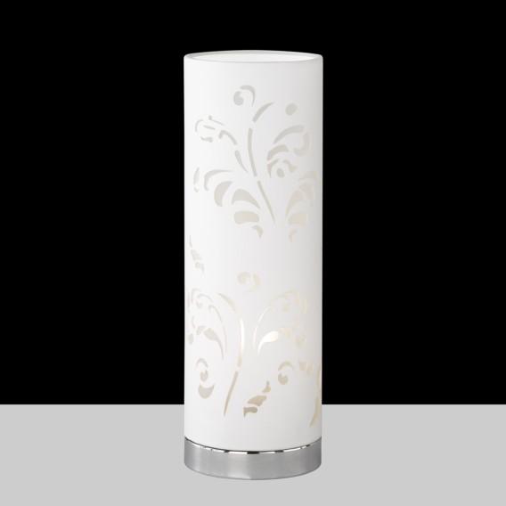 WeißChrom Tischleuchte Tischleuchte Iii Flora Flora DHEIWY29