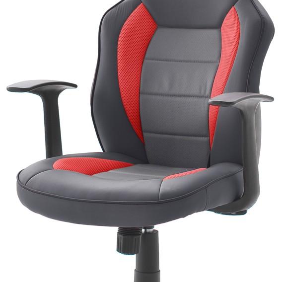 Gaming Rot Chair Mcracer Iii KunstlederNylonSchwarz MVSzpU