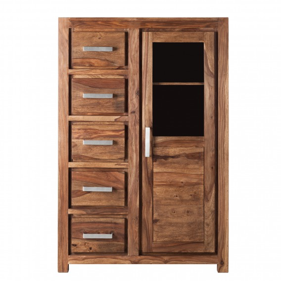 Massiv Ohio Sheesham Ohio Highboard Highboard Sheesham Highboard Ohio Massiv JcTFK1l