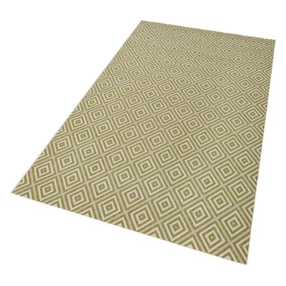 teppich X Inoutdoor Karo Lindgrün80 150 Cm b7gyfY6