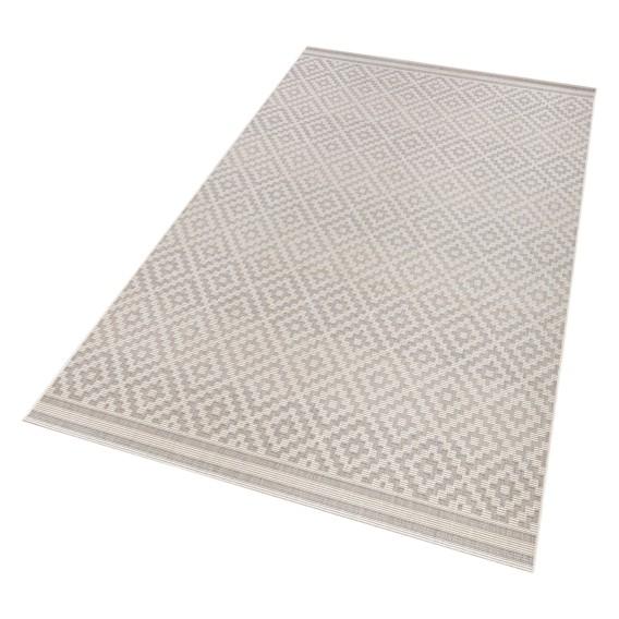 Raute teppich X 230 Inoutdoor GrauWeiß160 Cm 7yf6gIYbv