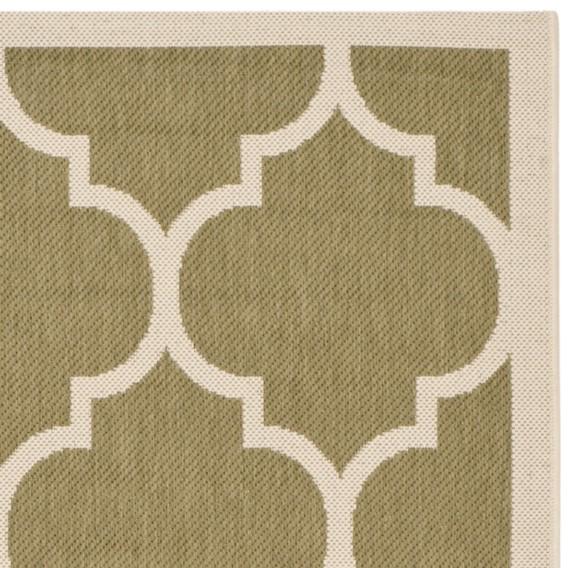 Monaco X Cm Inoutdoorteppich Grün 170 beigeMaße121 Yfg76vyb