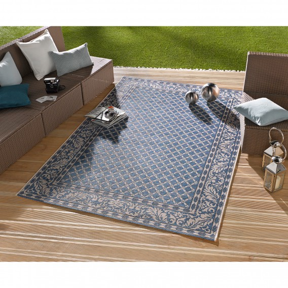 Outdoorteppich Blau115 Royal 165 Cm X Inamp; XTZOPuki