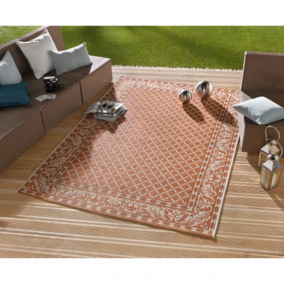 X Outdoorteppich Royal Terracotta115 Inamp; Cm 165 DEH2IW9