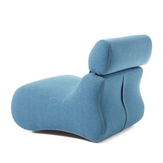 Coppull Sessel Webstoff Sessel Coppull Eisblau OTPiXZku