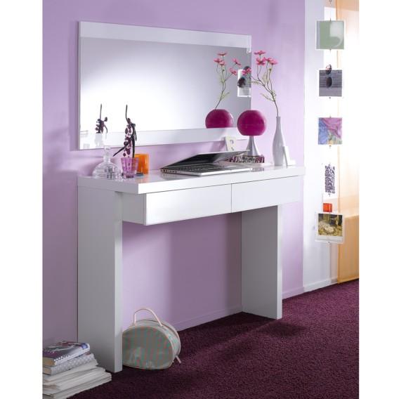 konsolentisch wingate hochglanz wei home24. Black Bedroom Furniture Sets. Home Design Ideas