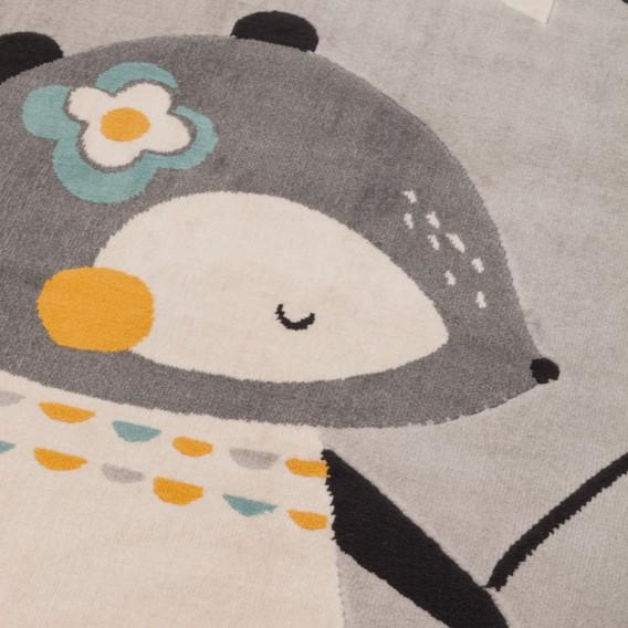 MischgewebeTaupe Canvas Kinderteppich Ii Kinderteppich Canvas nw8OPX0kNZ