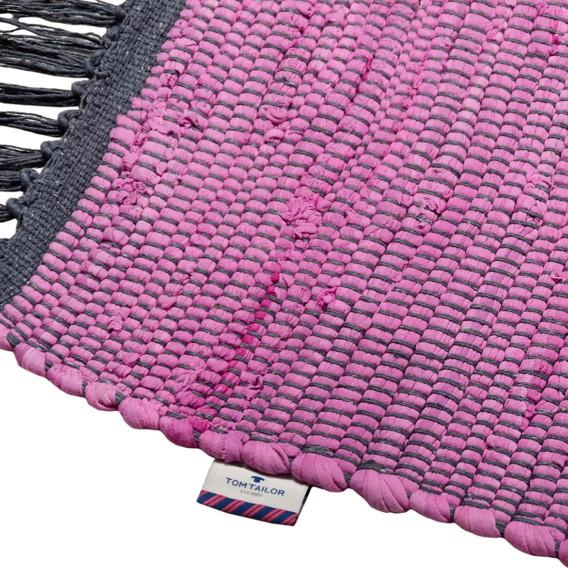 Cotton X Läufer ViolettMaße60 Cm 180 nk08wOP