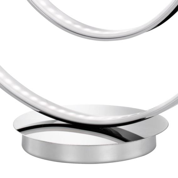 MetallAcrylglas tischleuchte tischleuchte Orland Led Led CBrdxoe