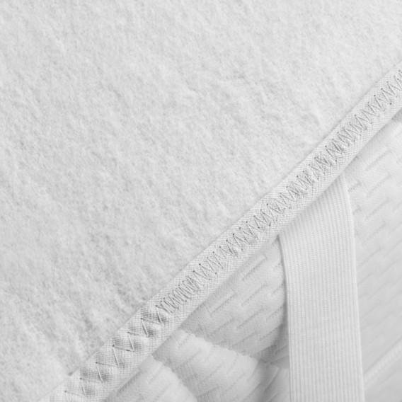 auflage Pet MembraneWeiß Baumwolle Cm atmungsaktive Premium Matratzen 90x200 xdsthrQC