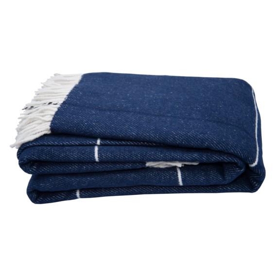 soft T Plaid Plaid T Wool Marineblau ALR54j