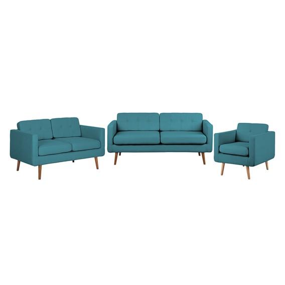 m rteens 3 2 1 polstergarnitur f r ein klassisch modernes heim. Black Bedroom Furniture Sets. Home Design Ideas