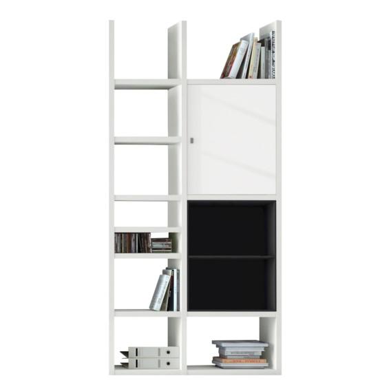 jetzt bei home24 b cherregal von loftscape home24. Black Bedroom Furniture Sets. Home Design Ideas