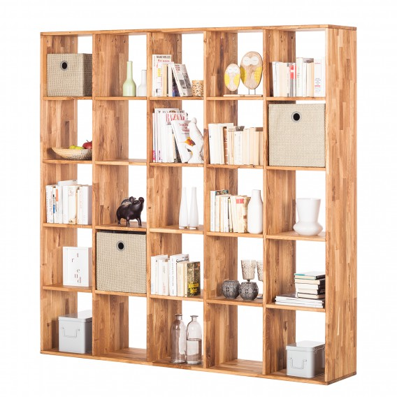 regal grapwood vi eiche massiv home24. Black Bedroom Furniture Sets. Home Design Ideas