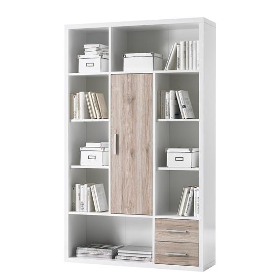 skandinavisches design regal nestor ii home24. Black Bedroom Furniture Sets. Home Design Ideas