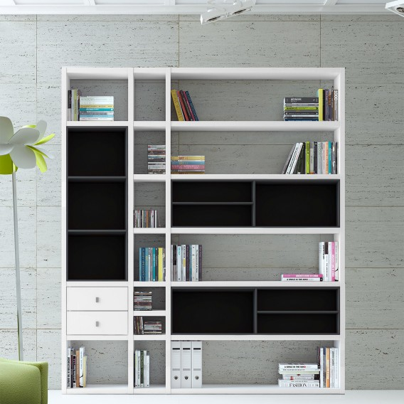 b cherregal von loftscape bei home24 kaufen home24. Black Bedroom Furniture Sets. Home Design Ideas