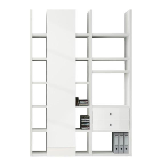 loftscape b cherregal f r ein modernes heim home24. Black Bedroom Furniture Sets. Home Design Ideas