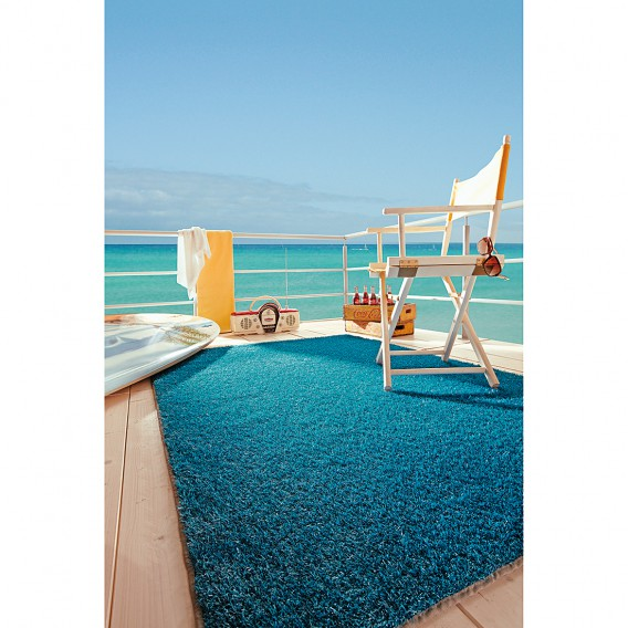 Cm B X 130 Style Miami Blue67 b Outdoorteppich Lagune gYbf76y